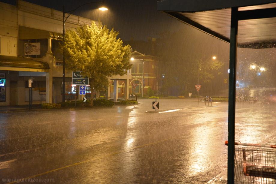 thunderstorm 20 jan 2015 1 by william pj kulich warragul baw baw citizen