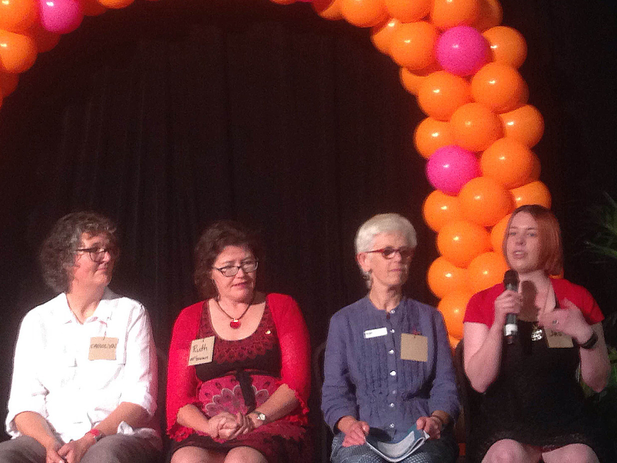 connecting women panel by jack lacy for warragul baw baw citizen