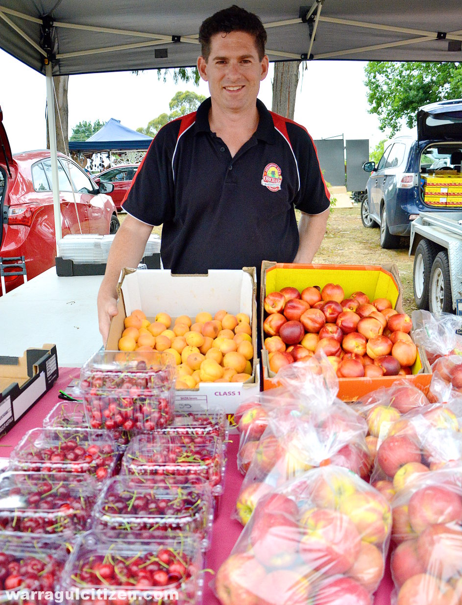 ross cheesewright sherwood park orchard warragul baw baw citizen by william pj kulich